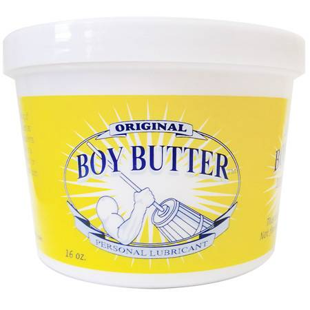best lube boy butter