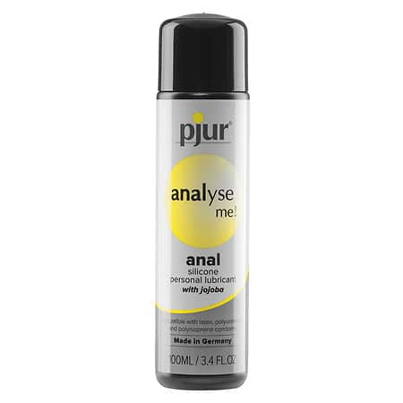 best lube pjur analyse me