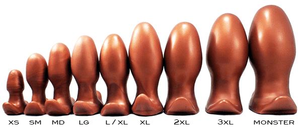 Best butt plugs squarepegtoys egg plug sizes