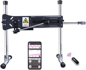 hismith App controlled Fuck Machine