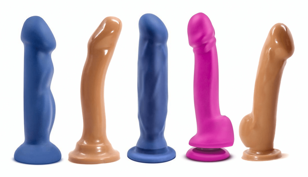 best cheap dual density suction cup dildo