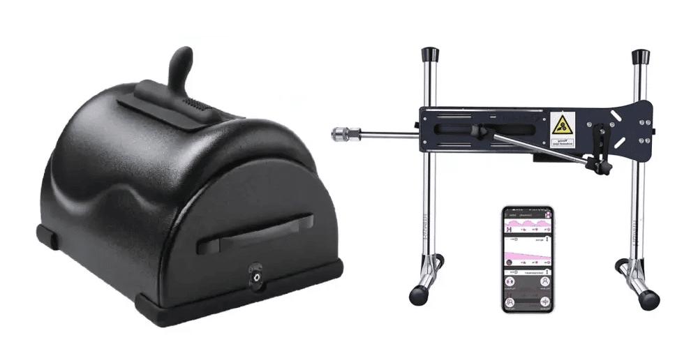 Best sex cam toys & tools: Fuck machines