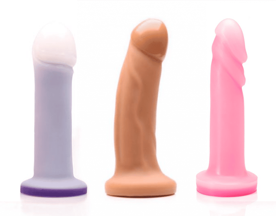 o2 best dual density dildo guide