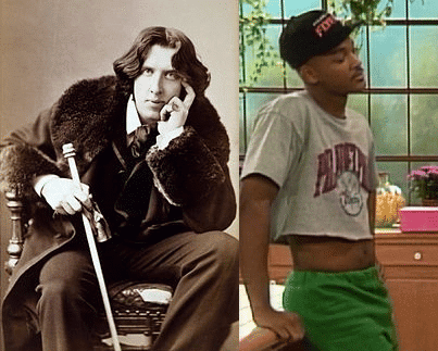 will smith and oscar wilde