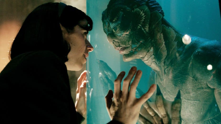 Image result for shape of water body language""