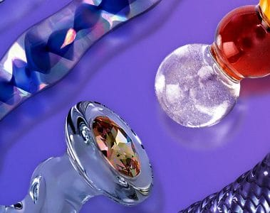 best glass toy brands